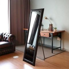 [트리빔하우스] 와이드 500 프레임 전신거울(거치형)_월넛