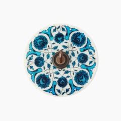 Decolfa 후크 스티커- 블루 (M4101)
