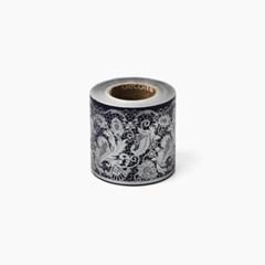 Decolfa 인테리어 필름 테이프50mm - 시노와즈리/블루 (M3801)