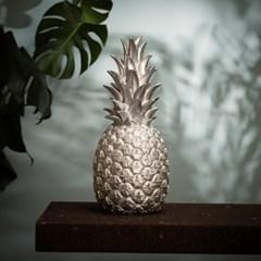 Pineapple Lamp-Silver