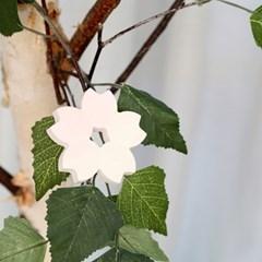 투톤 벚꽃 석고방향제(6 colors)