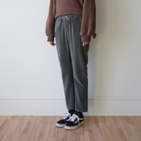Corduroy warm pants