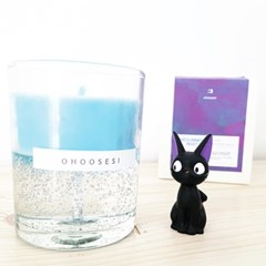 OHOOSESI two-tone candle / 주말을 마무리하는 일요일 밤
