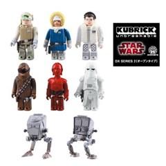 스타워즈 큐브릭 KUBRICK 100% Star Wars DX series 2 (1612023)