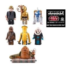 스타워즈 큐브릭 KUBRICK 100% Star Wars DX series 1 (1612022)