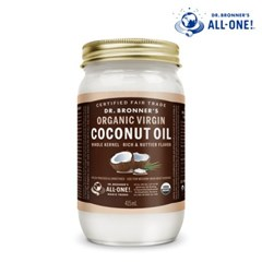 [닥터브로너스] 오가닉 버진 코코넛 오일
