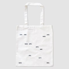 Month Eco Bag