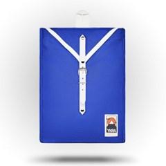 이크라 YKRA 빈티지 여행용 스카우트 백팩(SC) - 블루