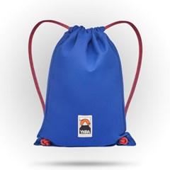 이크라 YKRA 빈티지 여행용 짐 백팩(GB) - 블루