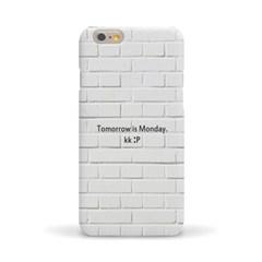 Tomorrow is Monday_White 내일은 월요일
