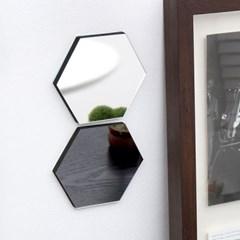 샌드위치 스마트 보드 거울-SILVER