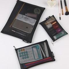 빠띠라인 여행용 메쉬파우치 고급형 3종세트 AMMS02