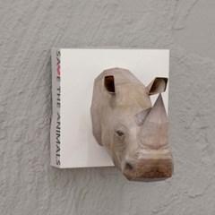 흰코뿔소 인테리어크래프트 mini
