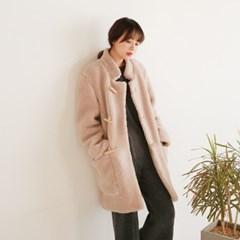 Dumble duffel wool coat