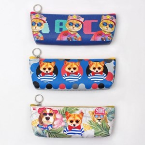 Animals pencase 3종