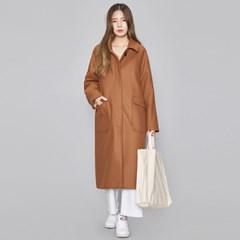 raglan sleeve button coat (2 colors)_(474652)