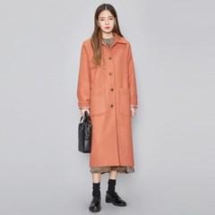 pop color single long coat (2 colors)_(474668)