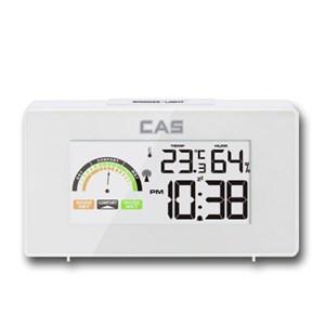카스 디지털 온습도계 날씨 만족도 아이콘  시계T016