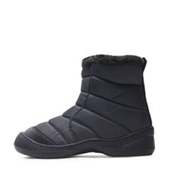 kami et muse 5cm up pedding fur ankle boots_KM16w345