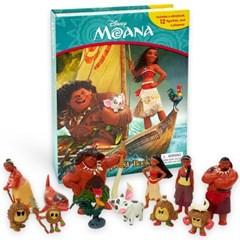 Disney Moana My Busy Book 피규어북