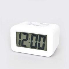 심플사각 백라이트 디지털시계