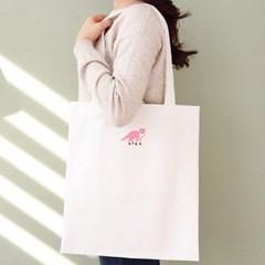 데일리 에코백-Pink fox