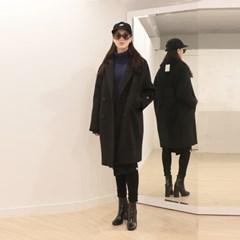 [PRIVE]101 Coat (Black)
