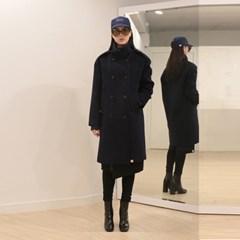 [PRIVE]102 Coat (Navy)