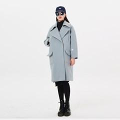 [PRIVE]103 Coat (Sky-Blue)