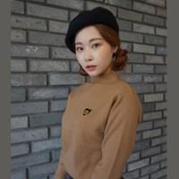 Brown ♥' knit
