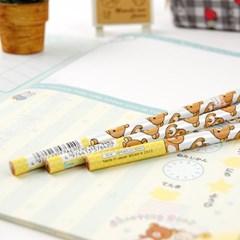 [RILAKKUMA] 뒹굴뒹굴 리락쿠마 연필_(488022)