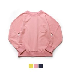 Single Pocket Sweatshirt_Unisex