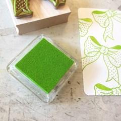 촉촉한 pigment inkpad - Sprout