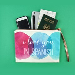 [Flight 001] I Love You in Spanish 파우치_(902313916)