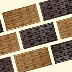 디자인트레이드(퍼니디) 달콤 초콜릿 거울_(416836)