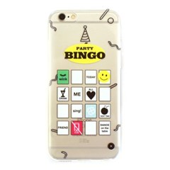 Bingo Series - Party For Clear Case