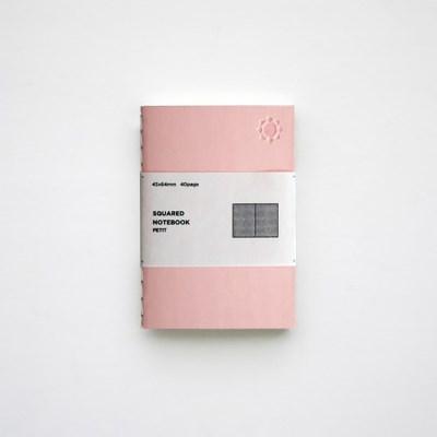 백상점 squared notebook petit 쁘띠노트