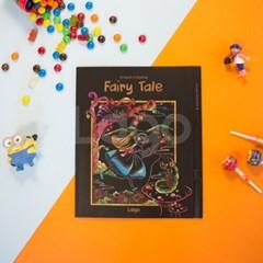 스크래치 컬러링 페어리 테일_Scratch Coloring Fairy Tale