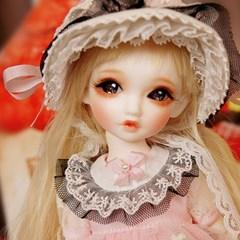 봄이 Pink Baby - 26cm 구체관절인형