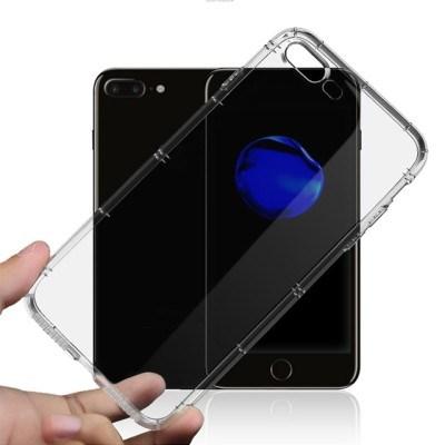 엘바 아이폰7 투명 에어 슬림 범퍼케이스