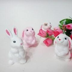 토끼 석고방향제