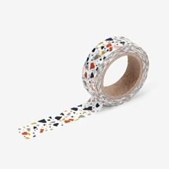 Masking tape single - 84 Terrazzo