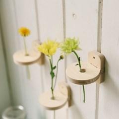 벽걸이꽃병 [Wall flower vase]