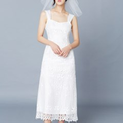 [클레어드룬] BIBI LACE DRESS