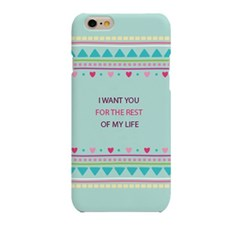 I WANT YOU FOR THE REST (HE-31C) Hard Case