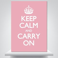 KEEP CALM AND CARRY ON - 감성그림 폼보드 액자