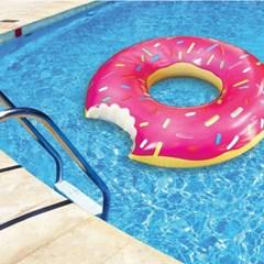 딸기 도넛 튜브