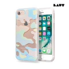 LAUT 라우트 아이폰7 8 팝 아트-카모파스텔
