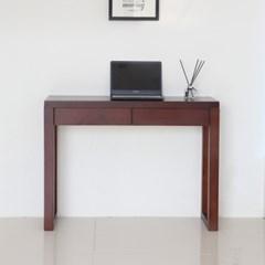 [잉카]모던 소나무원목 서랍형 콘솔테이블 800