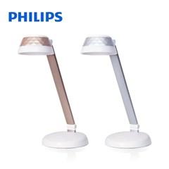 [필립스] LED 플리즈마 학습용 스탠드 72009 골드/실버